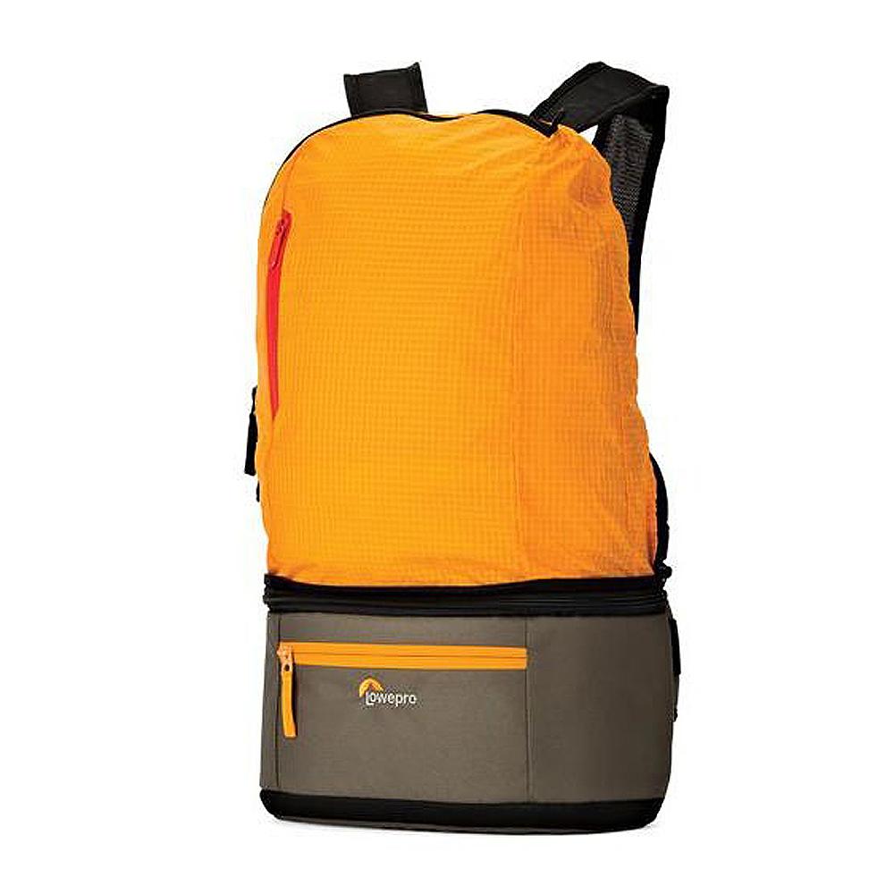 LOWEPRO Passport Duo 都會遊俠 橘 時尚輕巧相機背包 (台閔公司貨)