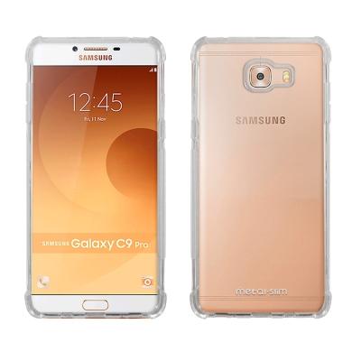 Metal-Slim SAMSUNG Galaxy C9 Pro 強化防摔抗震空壓手機殼