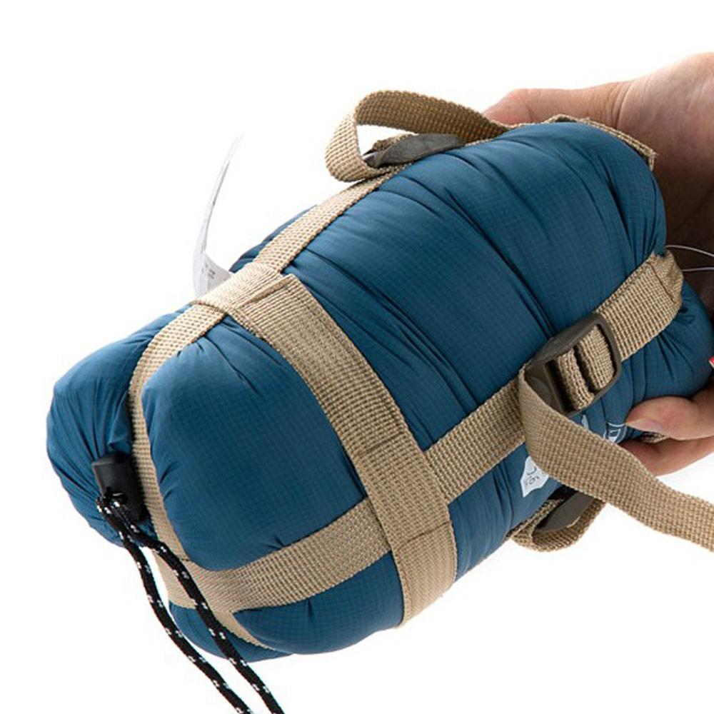 PUSH! 登山戶外用品 一手抓超輕四季空調被睡袋信封睡袋二色可選