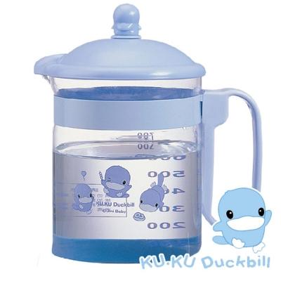 【KU.KU酷咕鴨】多功能調乳器專用玻璃杯