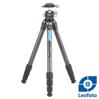 Leofoto徠圖-碳纖維三腳架(含雲台)LS284C+LH30