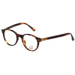 Dunhill 復古 光學眼鏡 (琥珀色)VDH024