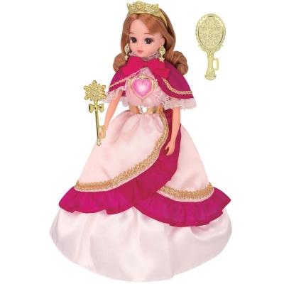 莉卡娃娃-愛心公主說話莉卡