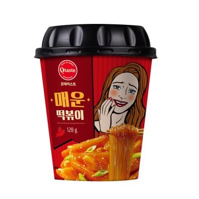 韓味不二 辣炒年糕冬粉杯裝(128g)