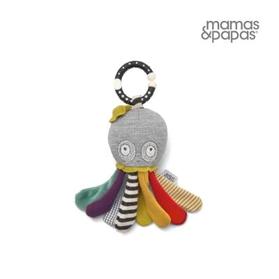 Mamas & Papas 小隻的襪子章魚(搖鈴吊飾玩偶)