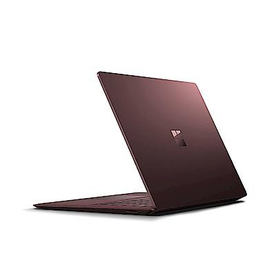 微軟 Surface Laptop 13.5吋 酒紅色 (i5/8G/256G) @ Y!購物