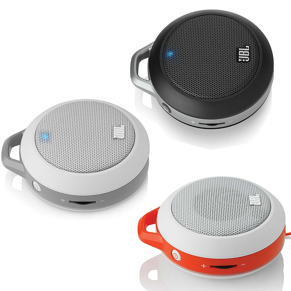 JBL Micro II 攜帶型喇叭
