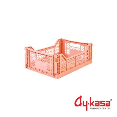 土耳其Ay-kasa M折疊收納箱2入組-單一色(共9色)