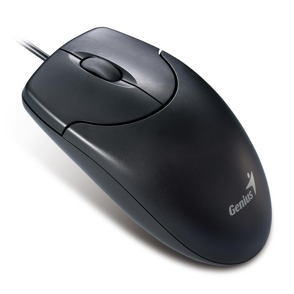 Genius NetScroll 120 極光精靈USB光學滑鼠