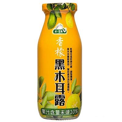 統一生機 香檬黑木耳露(200mlx24瓶)