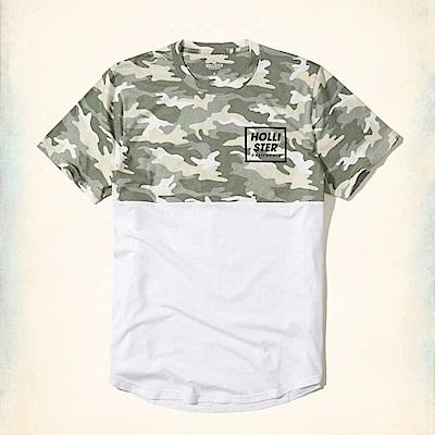 Hollister HCO  短袖 T恤 白色 0591