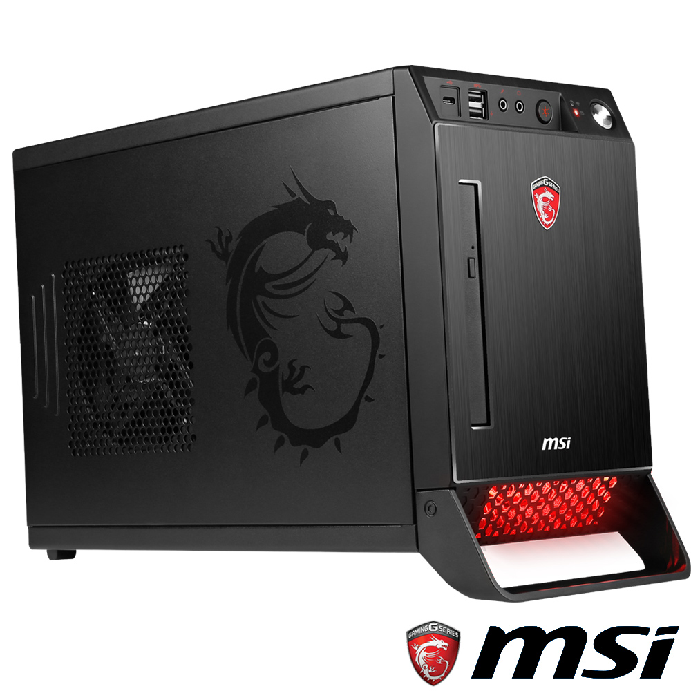 MSI微星 Nightblade X2B-221電競電腦(GTX1080-8G)