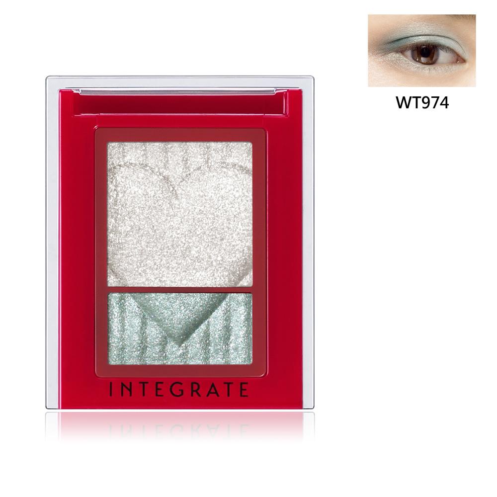 INTEGRATE 印象派光透眼影盒WT974 2.5g