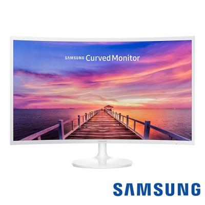 SAMSUNG C32F391FWE 32型 VA曲面電腦螢幕
