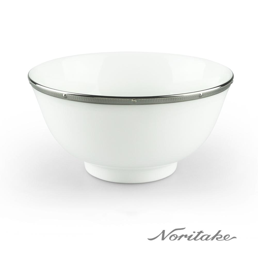 Noritake 文藝復興銀骨磁麵碗(16cm)