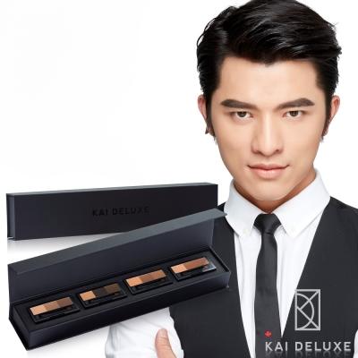 KAI DELUXE 型色大師 專業特調眉粉禮盒(4款)