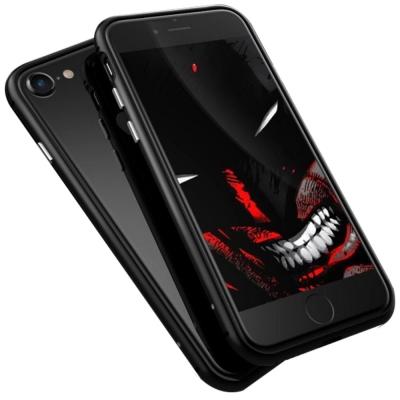 GINMIC iPhone 7 (4.7)潤系列 全弧形航鈦鋁合金手機邊框