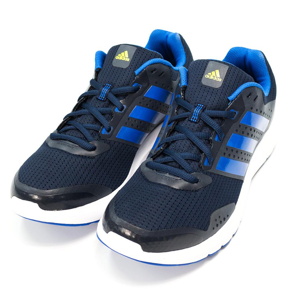 24H-ADIDAS-男慢跑鞋AQ6492-藍