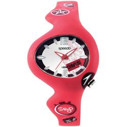 Speedo 冒險奇航兒童腕錶-紅/37mm