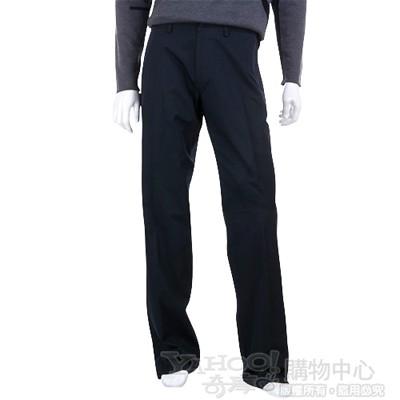 BOSS 深藍色休閒長褲