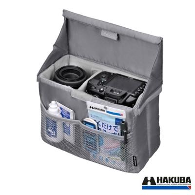 HAKUBA-一機二鏡組相機內袋D款-三色可選