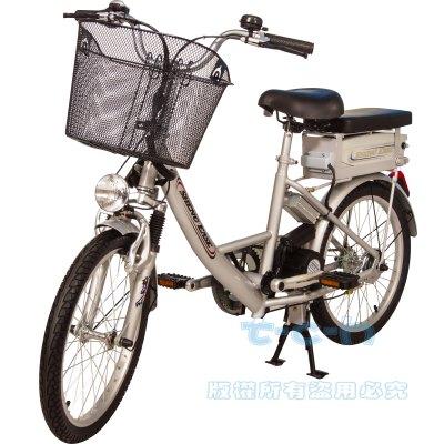 勝一EV20S電動輔助自行車(鋰電版)