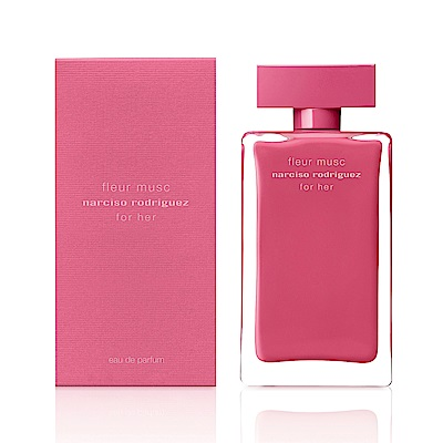 Narciso Rodriguez For Her 桃色優雅女性淡香精 30ml