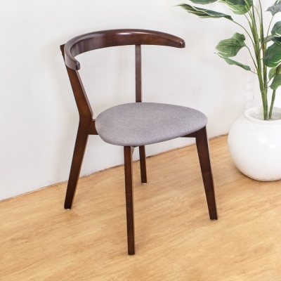 Boden-薩莫特實木餐椅/單椅50x52x71cm