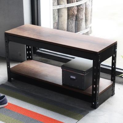 H&D 角鋼美學-工業風免鎖角鋼穿鞋櫃-4色(92x31x45cm)