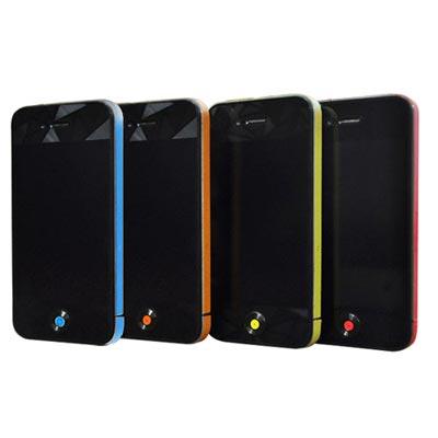 SCJ_iPhone/iPad /ipod 金屬鐳射黑膠唱片home鍵貼