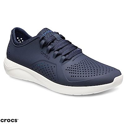 Crocs 卡駱馳 (男鞋) LiteRide男士步行鞋 204967-462