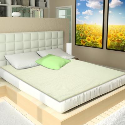 多國專利-雙人透氣床墊(150*188cm)