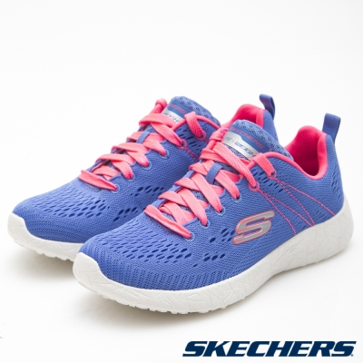 SKECHERS (女) 運動系列 Burst - 12434PWPK