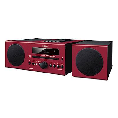Yamaha 桌上型音響 MCR-B043-紅系