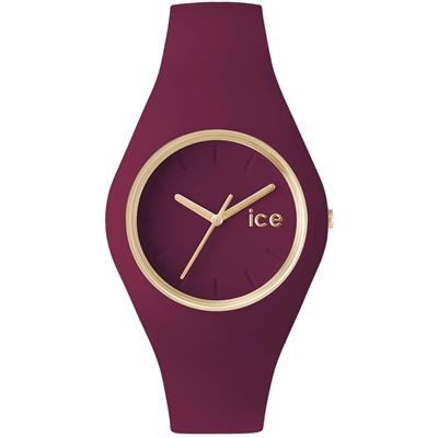 Ice-Watch 森林系列 質感風尚腕錶-紫羅蘭/43mm