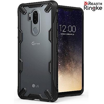 Ringke LG G7 ThinQ [Fusion X] 透明背蓋手機保護殼