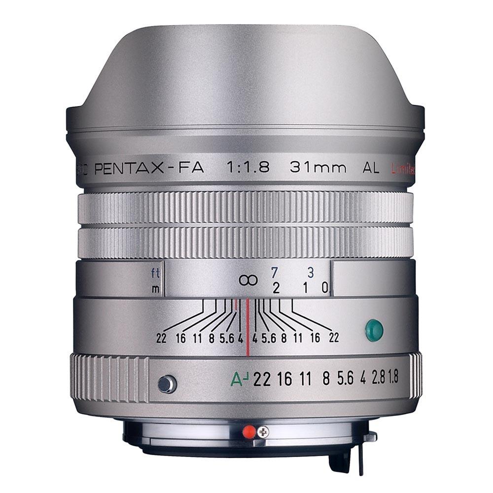 PENTAX SMC FA 31MM / F1.8 AL Limited (銀色)