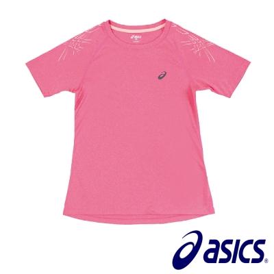 ASICS-亞瑟士-女款輕量慢跑T恤-運動T恤-1