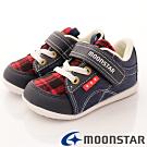 日本月星頂級童鞋 經典學步款-FO315淺藍(寶寶段)HN
