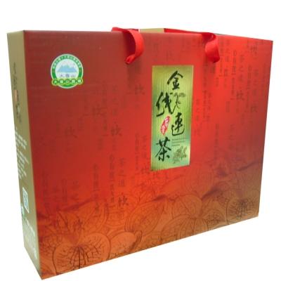 大雪山 金線蓮茶禮盒(40包入/盒)