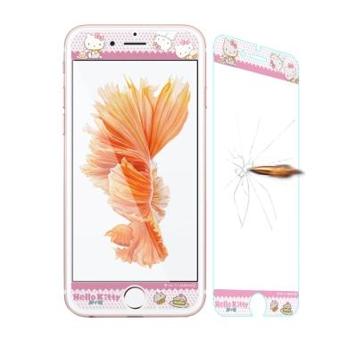 三麗鷗 iPhone 7 Plus /8 Plus /i6+全隱形玻璃貼(糖果K...