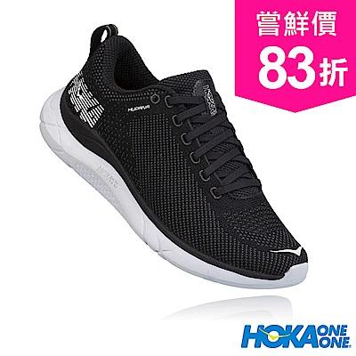 HOKA ONE ONE 男 HUPANA 路跑鞋 黑/白