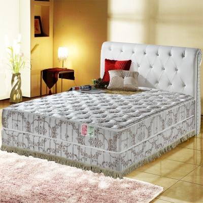 MG珍寶-Cool涼感抗菌-蜂巢式獨立筒床墊-雙人5尺