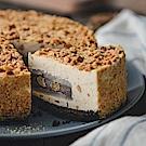搭啵s 花吃麻吉乳酪蛋糕(6吋)