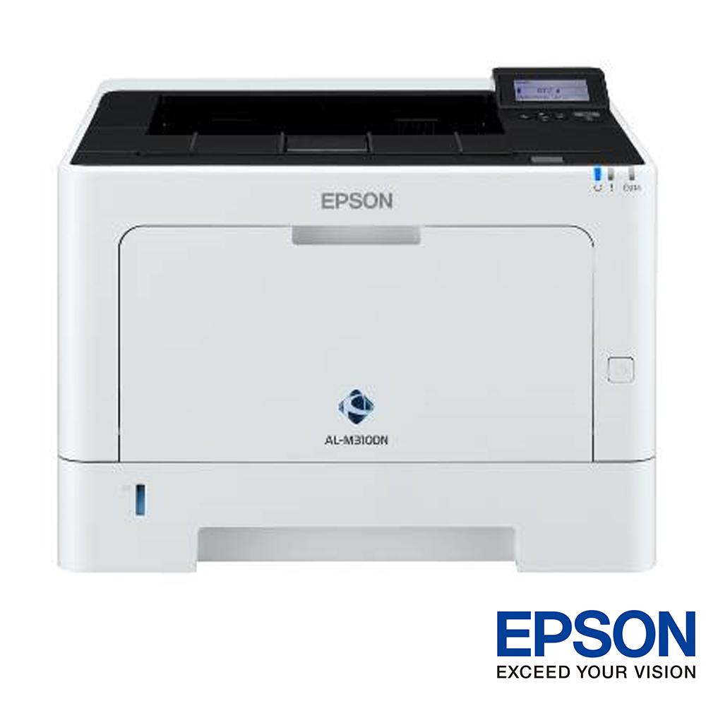 EPSON AL-M310DN 黑白雷射網路印表機 @ Y!購物