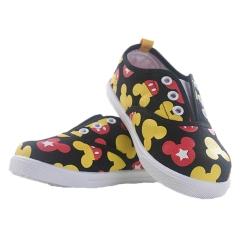 魔法Baby 台灣製迪士尼米奇兒童帆布鞋 sh7902
