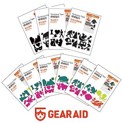 【美國GearAid】Tenacious Tape 修補貼片 隨機兩入