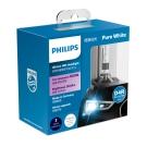 PHILIPS飛利浦6000K HID氙氣車燈D4R D4S(兩入)公司貨-急速配