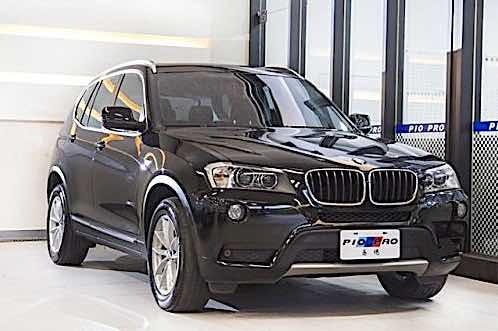 2012 BMW X3 xDrive20d 總代理