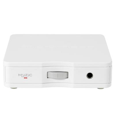 福利品九成五新(僅端子頭些微刮傷)Micromega MyZIC 耳機精緻擴大機 白色款